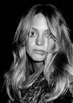 Goldie Hawn. I never found her to be particularly attractive, but I do think she looks pretty good, here.