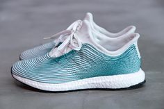 adidas x parley boost collab for world oceans day
