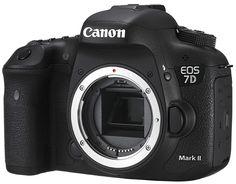 Canon 7D MKII – Mamma mia che regalo di Natale!!