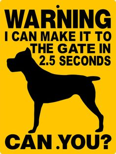 CANE CORSO Dog Sign 9x12 ALUMINUM by animalzrule on Etsy, $12.00