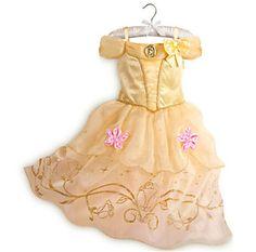76addcaab5e Escolha o vestido da Princesa Bela e faça uma linda surpresa para sua filha!