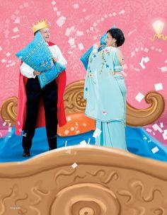 Pillow Fight.  #nayaab #stories #fairytales #happilyeverafter #jewellery #jaipur #mumbai