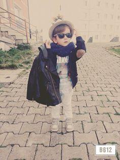 Mini boy model