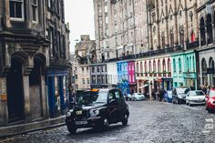 Travel: Postcards from Edinburgh
