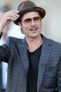 I just reacted to Brad Pitt Is Getting Closer and Closer to Angelina Jolie. Check it out! -  Love the Jolie-Pitt