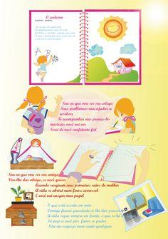 o caderno toquinho ilustrado - Pesquisa Google