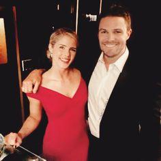 Stephen Amell & Emily Bett Rickards | Arrow
