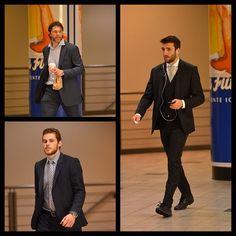 Boston Bruins-SC playoffs 2013 Jagr, Seguin, and Bergeron