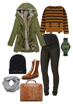 """Sister winter"" by havelinka on Polyvore featuring Mama.licious, Aquatalia by Marvin K., MANGO, Tory Burch and MICHAEL Michael Kors"