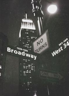 Cross Streets.