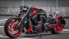 Harley Davidson V-Rod AGERA-R (NO-LIMIT-CUSTOM)