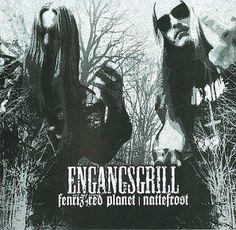 Fenriz Planet - Engangsgrill