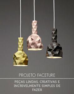 geometrica pendant lights
