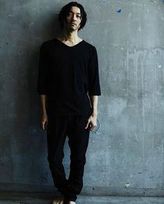 今日の黒髪。 おやすみグッナイ✌︎ #gn #黒髪 #黒髪男子 #金子ノブアキ