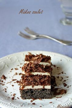 Poppy Cake, Eat Pray Love, Tiramisu, Food And Drink, Cooking Recipes, Dishes, Ethnic Recipes, Chef Recipes, Tablewares