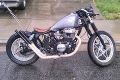 Honda+rebel+450 | ... Motorcycle Garage » Custom Modifications U2013 Honda