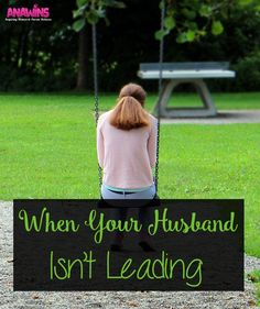 Are you struggling in a marriage where your husband isn't leading the family how you would like him? Sometimes our happily ever after isn't turning out to be the way we planned it would, Check out you can handle situations where your husband isn't leading.