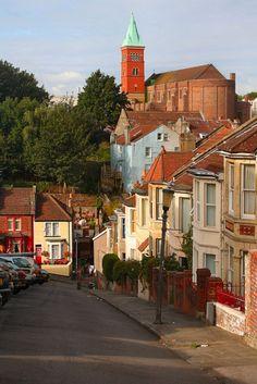 Bristol, England …