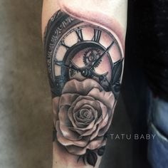 Watch tattoo done at  TILL THE END TATTOO GALLERY (305)392-0812 14285 sw 42nd st suite 204 Miami, Fl 33175