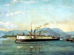 32 melhores imagens de Painter   Benedito Calixto 1853 - 1929 ... 640ced56e8bc8