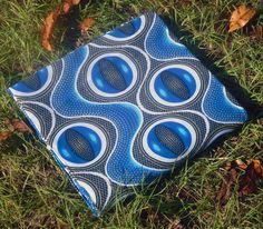 African Wax Cotton Print Fabric - Ankara Fabric - Eyes Wide Shut - Half Yard. $4.99, via Etsy.