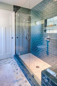 46 Magnificient Farmhouse Master Bathroom Remodel Ideas – New Ideas – Diy Bathroom İdeas Shower Remodel, Bath Remodel, Kitchen Remodel, Bathroom Renovations, Home Remodeling, Bathroom Makeovers, Ideas Baños, Decor Ideas, Decorating Ideas