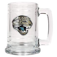 Personalized NFL Emblem Mug - JAGUARS
