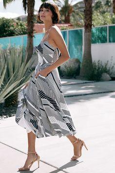 5c460fc60db7b Pretty Woman Dress YUMI KIM in perfect illusion Pretty Woman, Smocking, Mid Length  Skirts