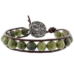 Forest Moss Bracelet | Fusion Beads Inspiration Gallery