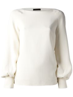 The Row Loose Fit Blouse - Le Mill - Farfetch.com