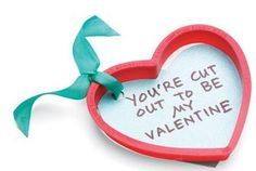 valentine heart ideas using heart cookie cutters   Valentines Day Ideas – Crafts and Recipes Using Heart Shaped Cookie ...