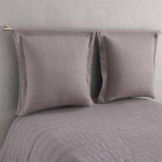 Confezione da 2 federe per testata letto
