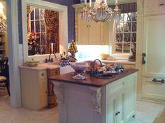 MORNING SPLENDOR : Whitledge-Burgess LLC, Interior Design In Miniature