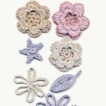 25+ Lovely Crochet Flowers (Free Patterns & Instructions)