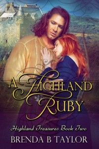 A Highland Ruby is available for preorder at $1.99 and is featured on Jessie Clever's blog, today. Stop by for a visit.