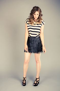 stripes & fringe