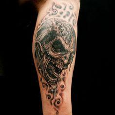 scary tattoos 3d tattoos dream tattoos best tattoos ink tattoo amazing ...