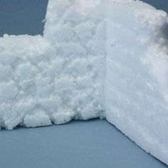 Make Scale Model Stone Walls from Recycled Styrofoam and Paint......helpful hints to make my fake stacked stone for an accent wall Christmas Village Display, Christmas Villages, Faux Rock Walls, Painting Styrofoam, Foam Carving, Sage Green Walls, Fake Rock, Model Village, Fake Stone
