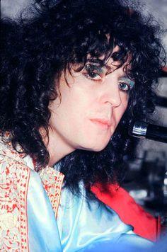 Marc Bolan, 1972.
