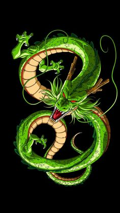 Check out our Dragon Ball products here at Rykamall now~ Small Dragon Tattoos, Dragon Tattoo Designs, Shen Long Tattoo, Dragon Ball Z, Z Wallpaper, Dragon Wallpaper Iphone, Dragon Artwork, Dragon Pictures, Character Design