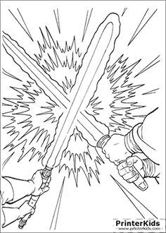 118 Best Star Wars Coloring Pages Images Star Wars Party