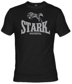 Camiseta Stark - Winterfell - Fanisetas.com