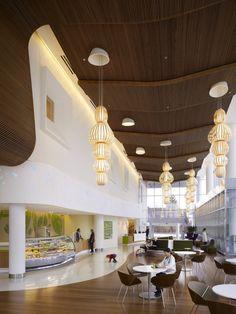 Randall Children's Hospital / ZGF Architects LLP