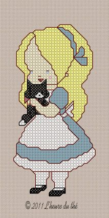 Alice Pattern