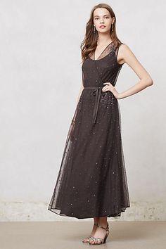 Jeweled Twilight Maxi Dress - anthropologie.com