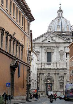 Basilica di Sant'Andrea della Valle, Roma