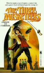 Three Musketeers, from the author of the Count of Monte Cristo