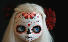 P Calavera by Kittytoes, via Flickr