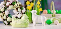 Wielkanocne dekoracje, wielkanocne aranżacje - W JAK WNĘTRZE | W JAK WNĘTRZE