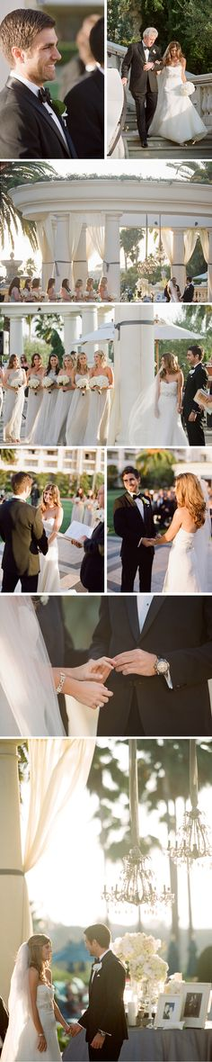 Sterling Social wedding at The St. Regis Monarch Beach. Shot by Braedon Photography